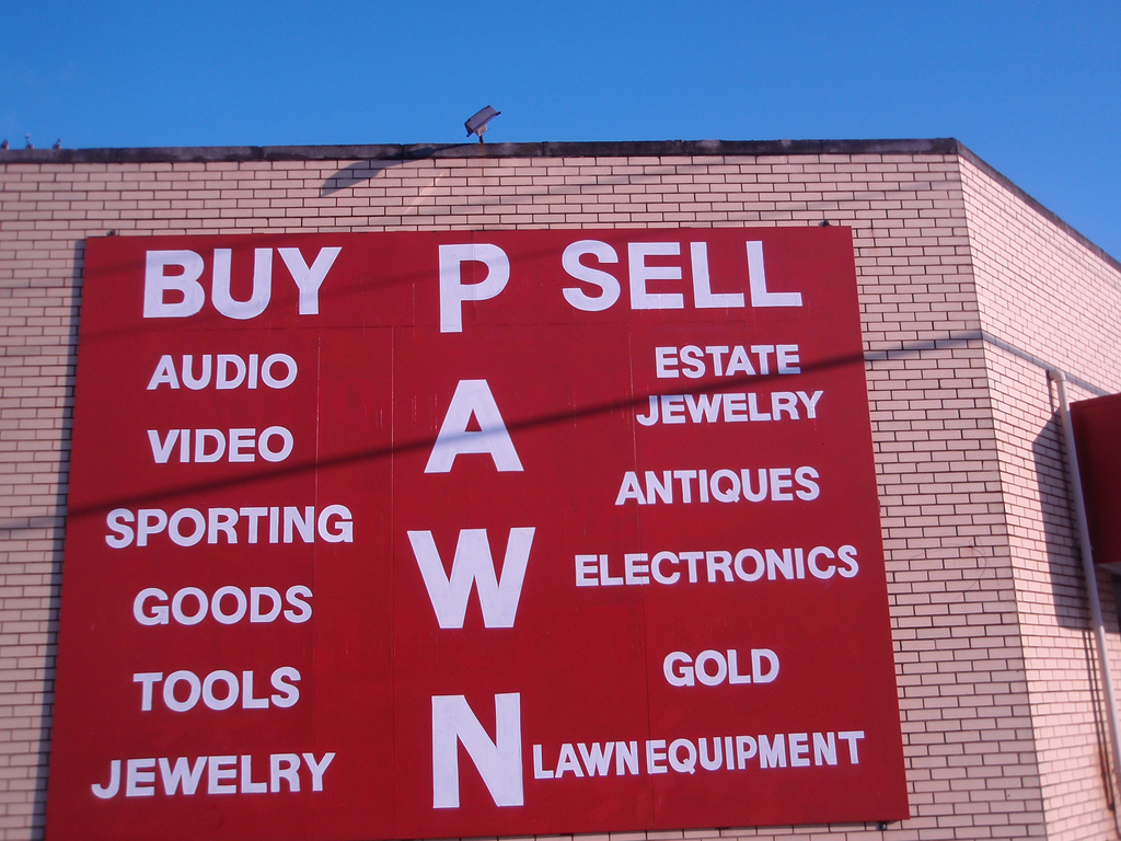 3 church website mistakes that make you look like a pawn shop Easy pond shop
