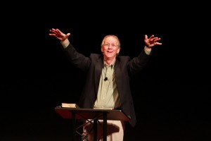 Eloquent Pastor John Piper Speaking At Advance '09 in North Carolina