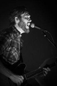 John Mark McMillan in concert at The 930 Art Center's Listening Room in Louisville, KY