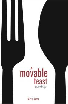 A Movable Feast by Terry Tim book cover