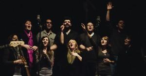 Part of The Austin Stone's worship arts community