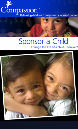 Compassion International poster