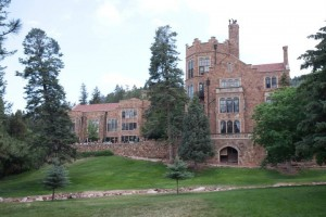 Glen Eyrie Castle & Retreat Center in Colorado, site of the 2011 Hungry For Hope Retreat where Kristen Gilles led worship