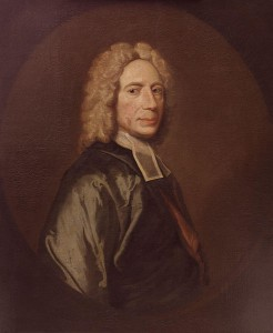 Sir Isaac Watts, poet, Father of English Hymnody