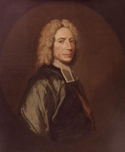 Sir Isaac Watts, poet, Father of English Hymnody