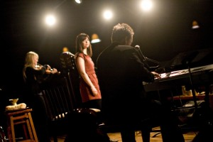 Keith and Kristyn Getty band at Sojourn