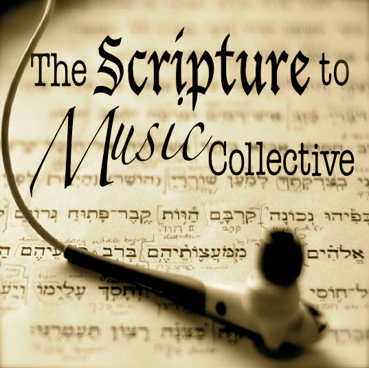 The Scripture To Music Collective website logo