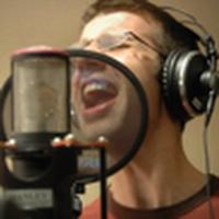 Stephen Altrogge in the recording studio