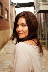 Author Tara-Leigh Cobble. Photo courtesy Jeremy Cowart