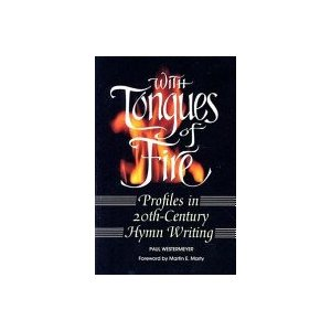 With Tongues of Fire by Paul Westermeyer book cover