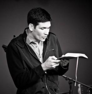 Village Church Pastor Matt Chandler, from Acts 29 Louisville Bootcamp at Sojourn.