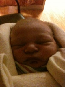 Parker David Gilles, son of Bobby and Kristen Gilles, born into the arms of Jesus October 21, 2012