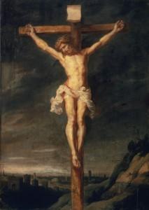 Rubens, Christus am Kreuz - Peter Paul Rubens, Christ on the Cross artwork
