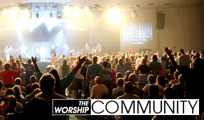 The Worship Community logo
